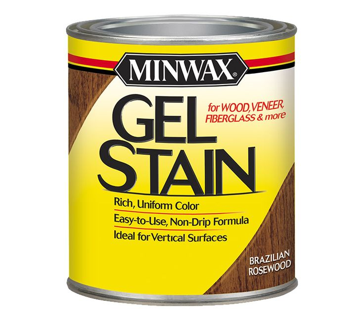 Minwax® Gel Stain faux wood project. I will keep track of my project and post it if it's succesful :)