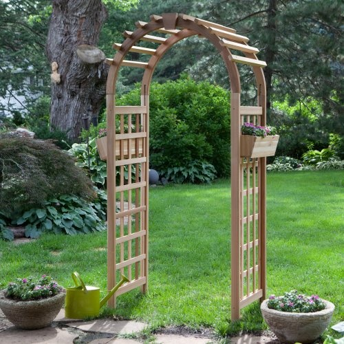 Find it at the Foundary - Arboria Harvest Arbor$225.00