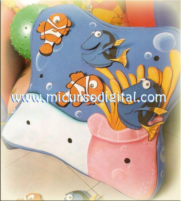 62 best cojines de foami images on pinterest cushions - Como hacer cojines ...
