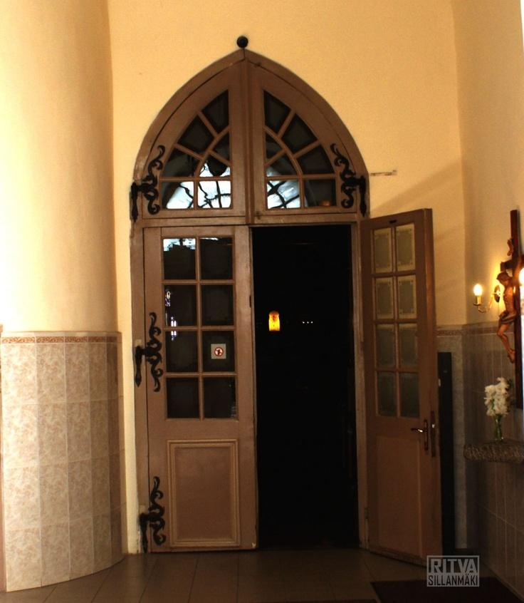 Doorways & gates in Riga