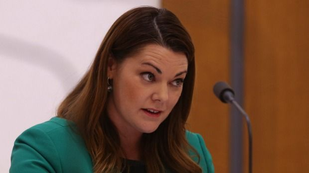 Security firm Wilson Security apologises to Sarah Hanson-Young after Greens senator was spied on during Nauru visit