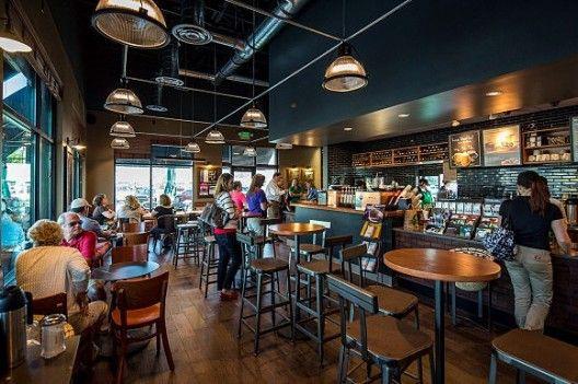 Por qué deje la profesión de arquitecto.  [Starbucks entrevistó a cientos de consumidores de café antes de determinar que las mesas redondas serían la mejor solución para las personas...]