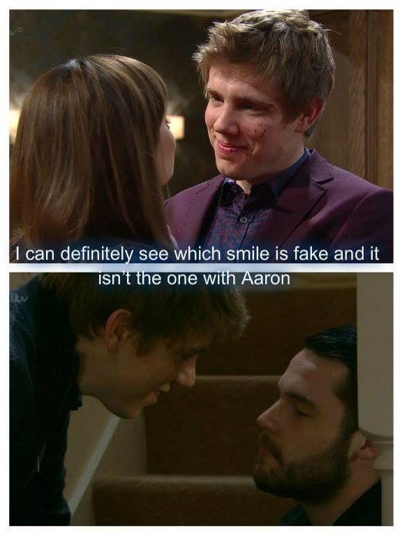 Robert ~ Chrissie vs Aaron