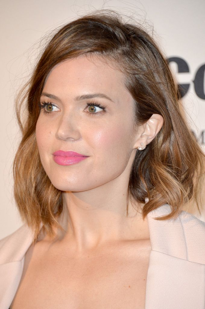 104 Best Images About Beauty Celebrity Mandy Moore On Pinterest | Her Hair Messy Short Hair ...