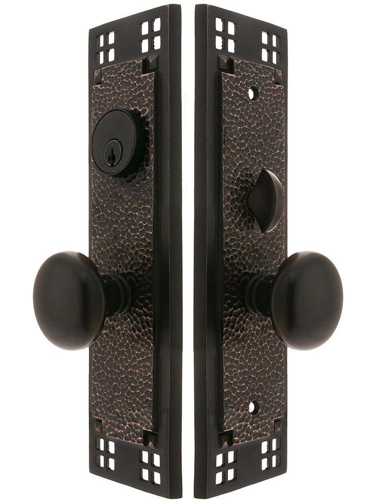 25 best ideas about mortise lock on pinterest modern for Craftsmen hardware