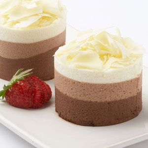 Tripple mousse cake from Galaxy Desserts