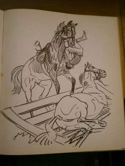 Hi Guy, Paul Brown horse book old