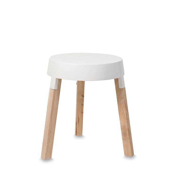 Kasket White Low Table by Citta Design | Citta Design Australia