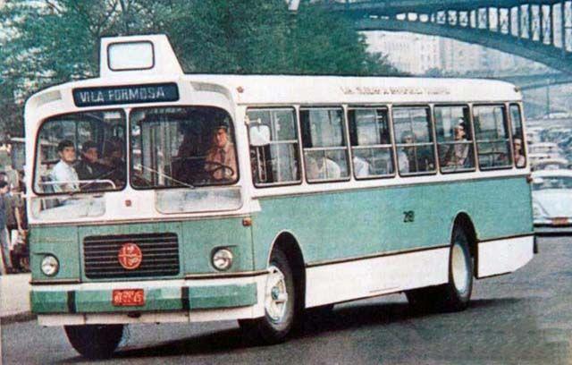 22 ônibus paulistanos para matar saudades                                                                                                                                                                                 Mais