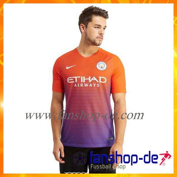 Neu Manchester City Third Trikot 2016/2017 Fan Shop Kaufen