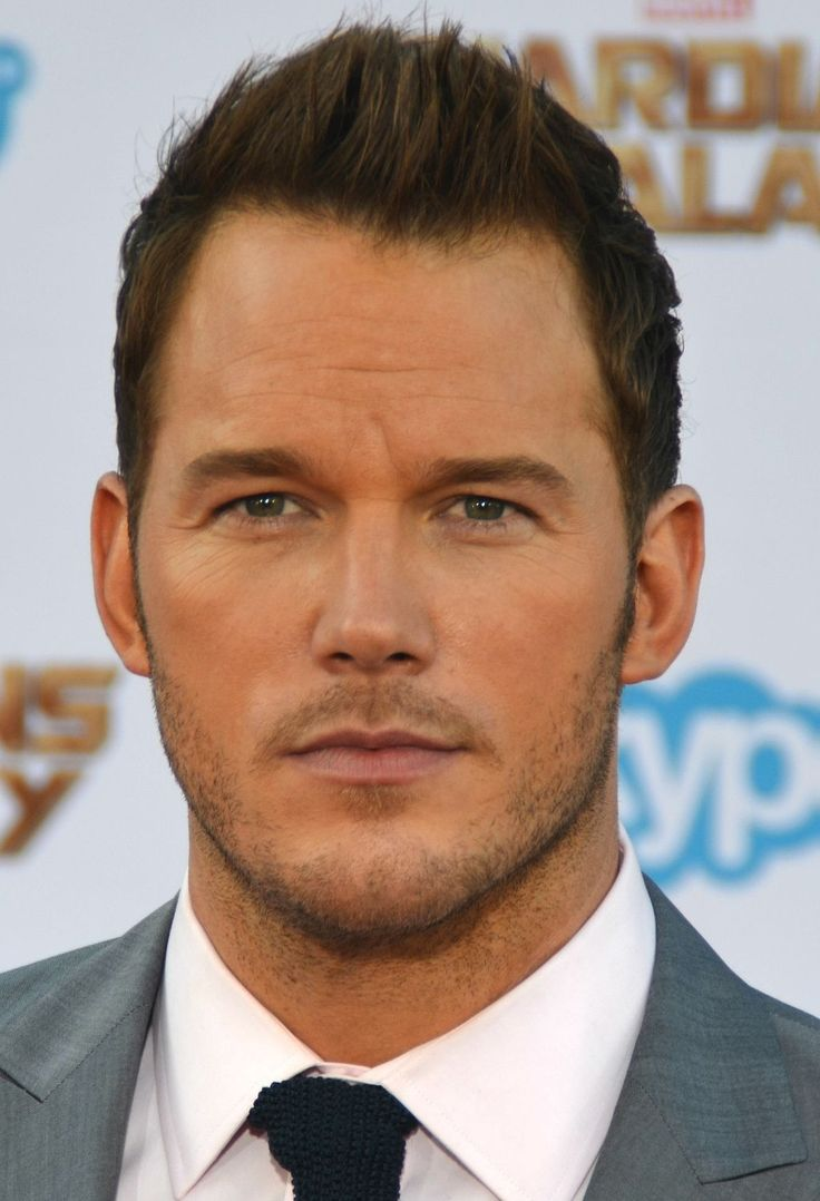 In other more pressing news, Chris Pratt looks like this. And he's 35.
