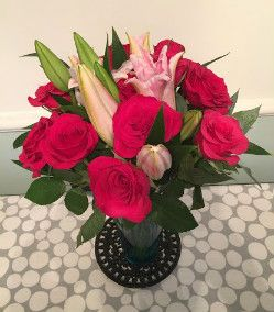 Goodbye flowers - maternity leave - late stages of pregnancy with toddler. Baby-Brain.co.uk