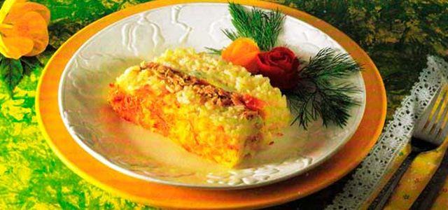 Pastel de Arroz Banquete - Vida Banquete   Banquetes con Banquete ...