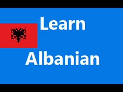 Learn Albanian Language - Lesson 54 - YouTube