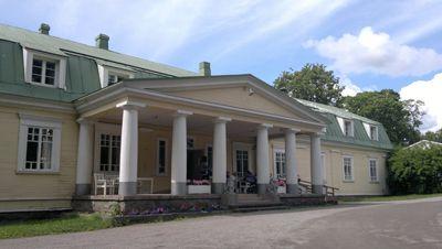 Pakankylä manor (Espoo, Finland).