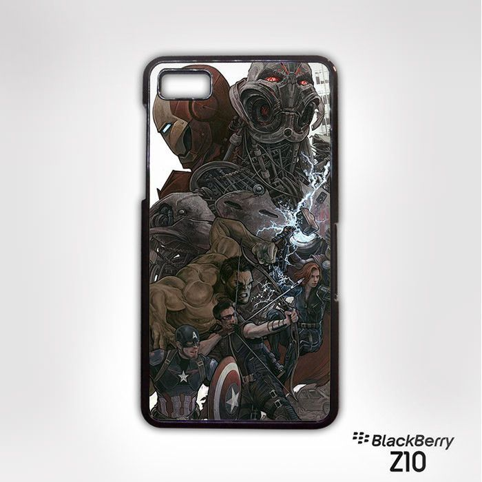 Age of Ultron Avenger 2 for Blackberry Z10/Q10 phonecases