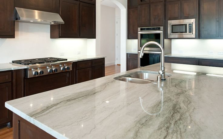 25 best ideas about kitchen countertop materials on for Best material for kitchen counters