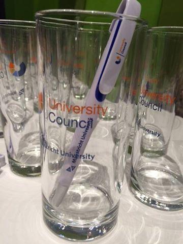 Maastricht University Council's photo.