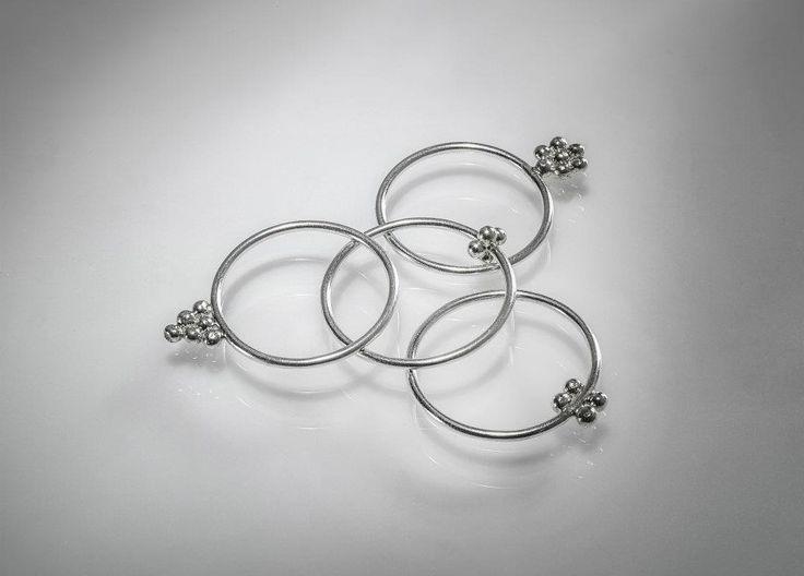 Eva Ruzickova: Naive Collection. Jewelry design. Design jewelery from Prague, Czech Republic