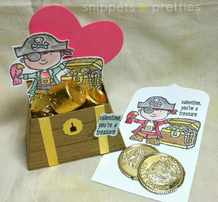 Snippets and Pretties: Valentines Hey Valentine treasure valentines Stampin Up