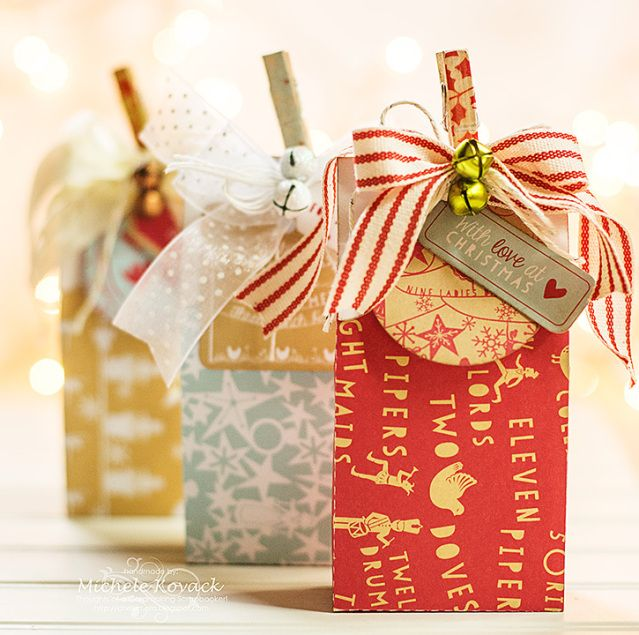 Best 25 Decorated Gift Bags Ideas On Pinterest: 25+ Best Ideas About Christmas Gift Bags On Pinterest
