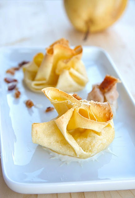 Ravioli di porri e patate
