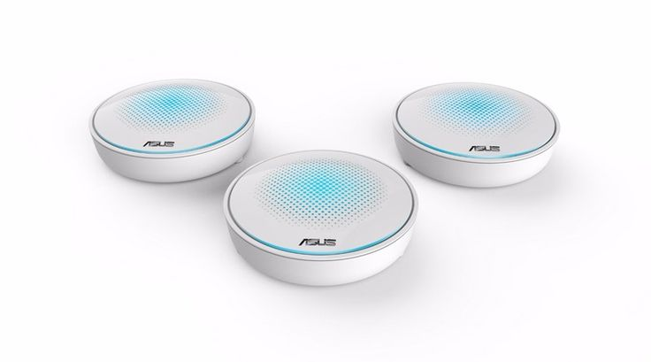 ASUS HiveSpot and HiveDot Are Two New Mesh Networking System