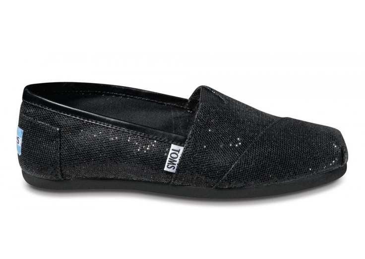 Either the glitter or solid black ones. Still am not sure which I want to get one day!
