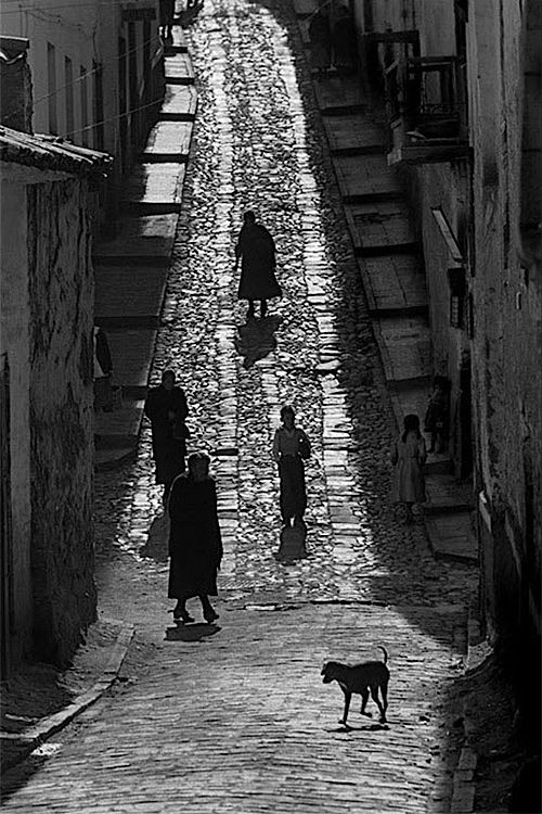 Werner Bischof - Peru, Cuzco, 1954 From Magnum Photos
