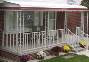 58 best Adorable Retro Aluminum Awnings images on ...