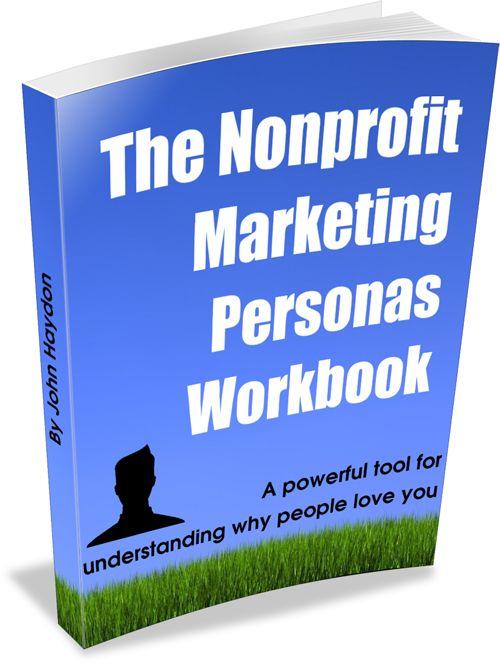 The Nonprofit Marketing Personas Workbook [FREE DOWNLOAD]
