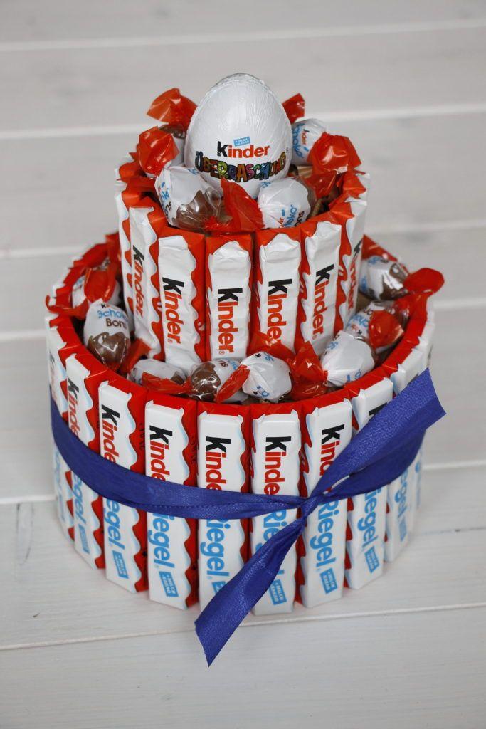 kreativer Geburtstagskuchen