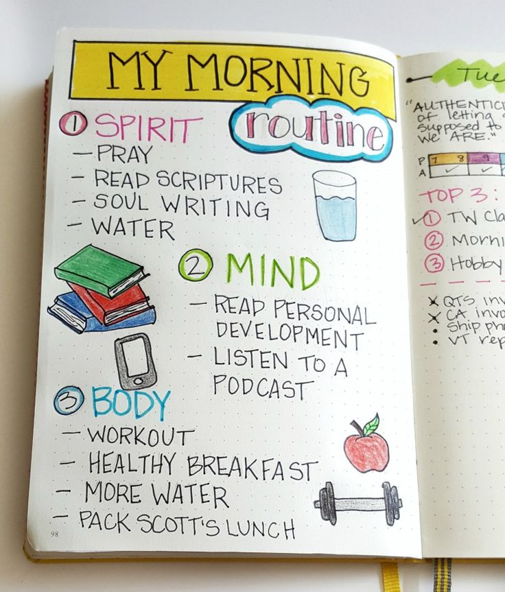 My morning routine is the most important part of my self-care practice. Come see a peek inside the routine that works for me!