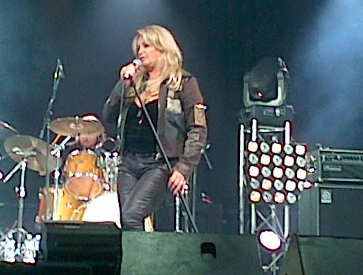 #BonnieTyler by Patrick Buys www.facebook.com/patrick.buys.96