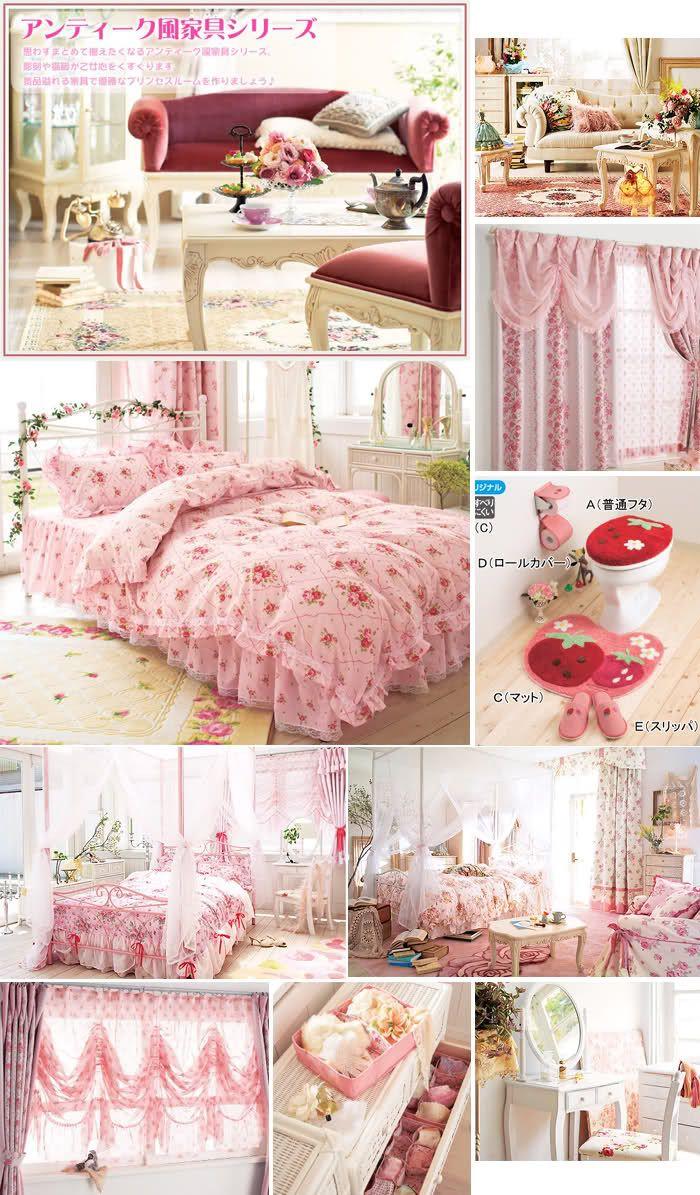 Aesthetic Pastel Bedroom
