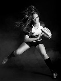 Strength & Beauty: Winona State Women's Rugby Tasteful Calendar