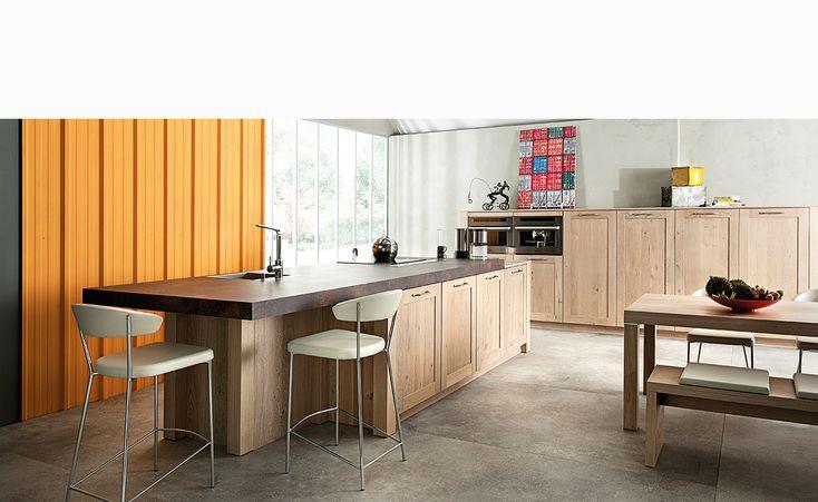 Les 33 meilleures images du tableau cuisines modernes - Cocinas schmidt opiniones ...