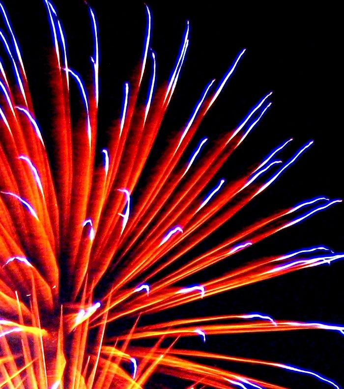 How to Photograph Fireworks via www.wikiHow.com
