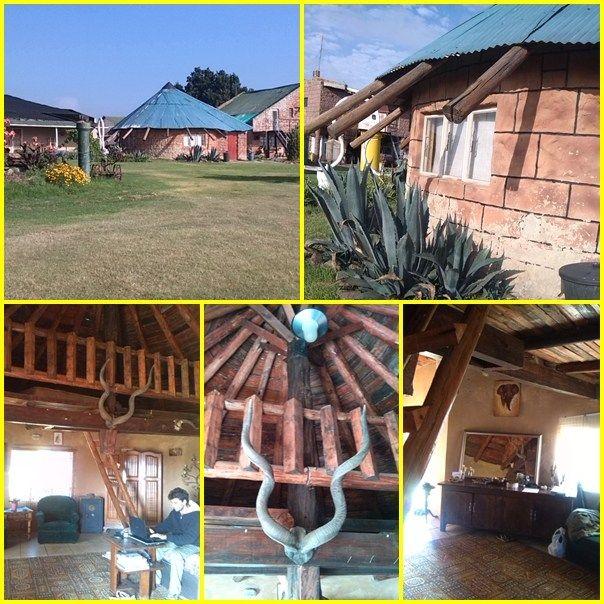 Megérkeztünk Dél-Afrikába! Africai cottage