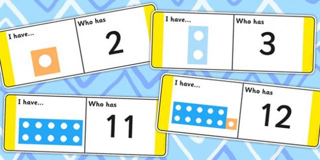 1-31 Numicon Loop Cards - loop cards, loop, cards, numicon, 1-31