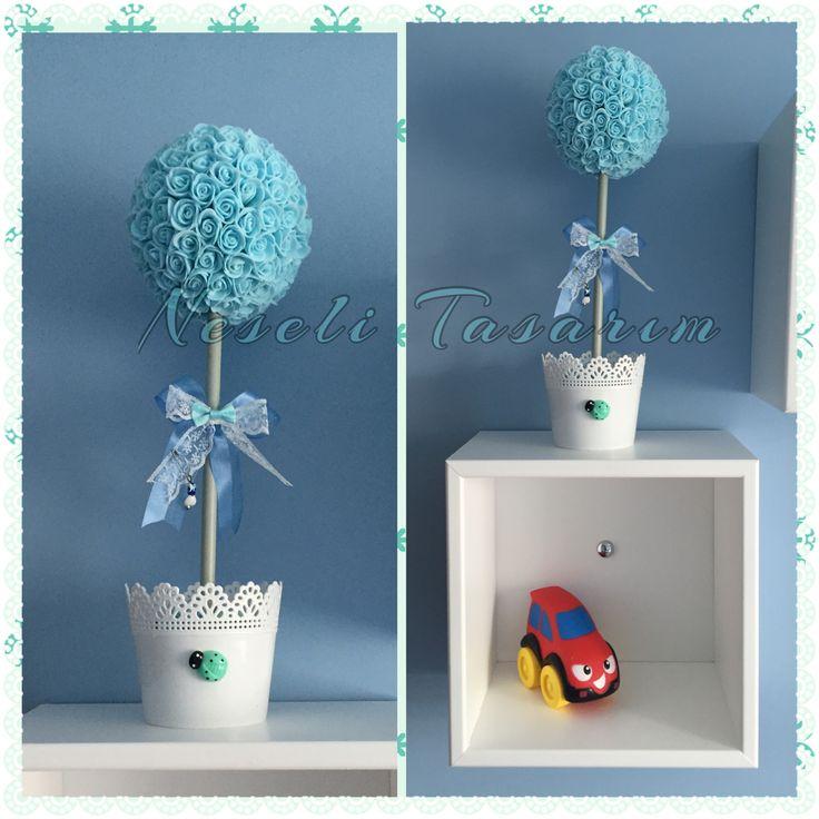 Orta boy gül topumuz #lateks #gül #top #handmade #hediye #çeyiz #babyshower #doğum #doğumgünü