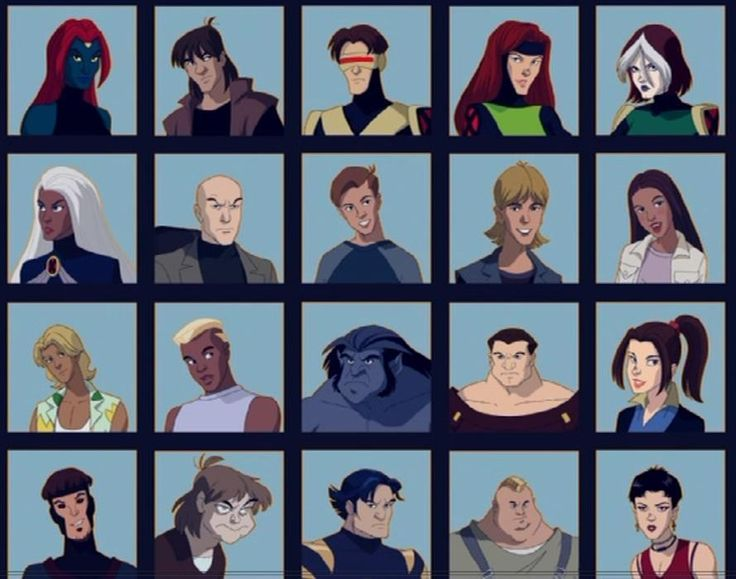 X-Men Evolution: kitty was my fave in this!