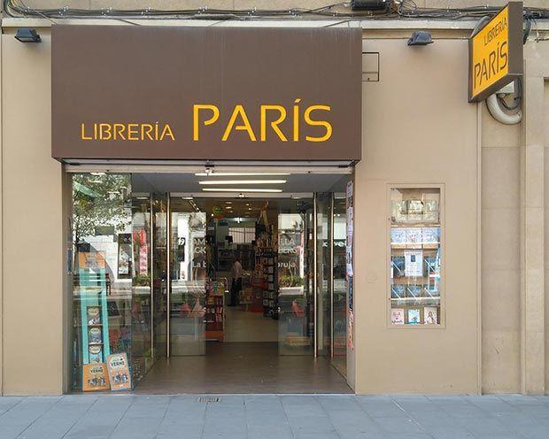 Libreria Paris De Zaragoza