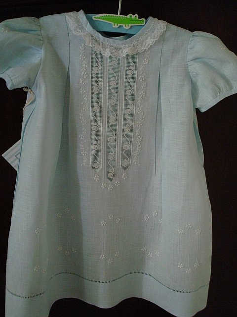 Vintage baby gown.