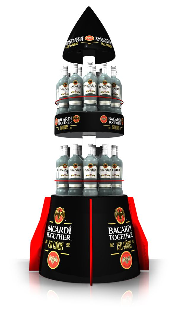 BACARDÍ on Behance