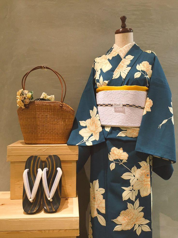 大塚呉服店 神戸(@WAKON_kimono)さん | Twitter