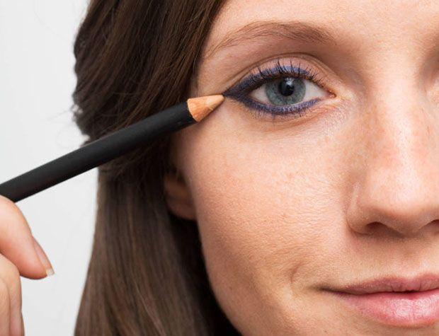 8+Genius+Eyeliner+Tricks+Every+Woman+Needs+to+Know - GoodHousekeeping.com