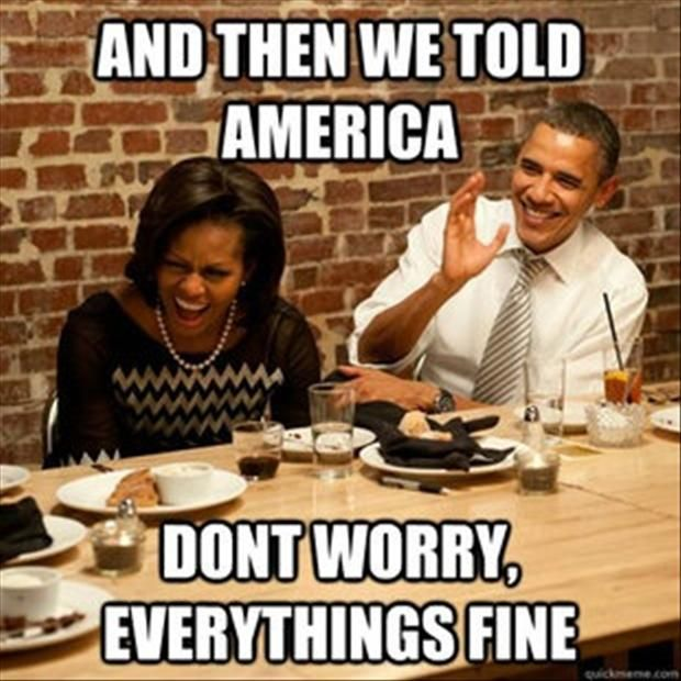 Funny Government Topics | Funny Obama pic thread. - Forums Forums - Off Topic Forum FUN