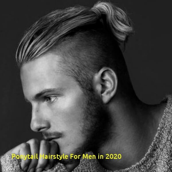 96 Wonderful Ponytail Hairstyle For Men In 2020 In 2020 Mens Ponytail Hairstyles Mens Hairstyles Ponytail Hairstyles