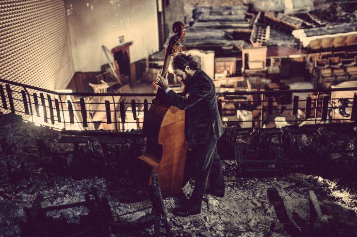 doublebass, music, armony